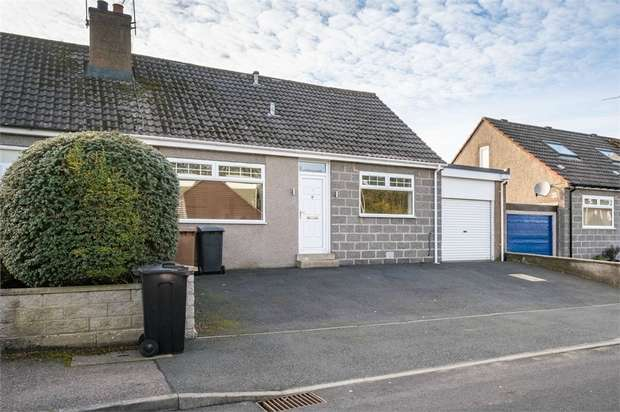 3 Bedrooms Semi Detached House for sale in Countesswells Place, Aberdeen