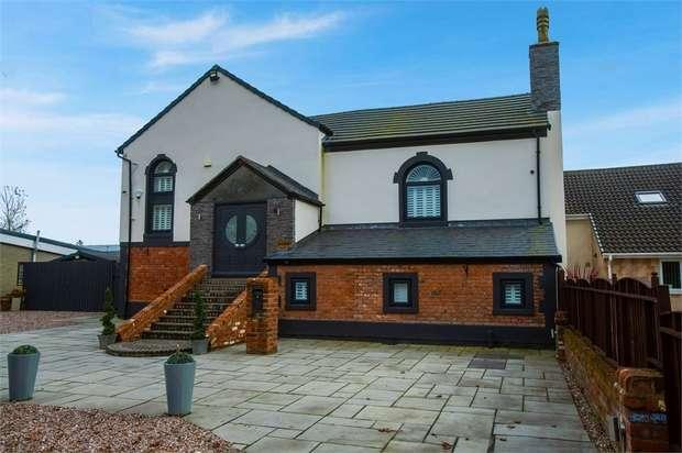 6 Bedrooms Semi Detached House for sale in Bushey Lane, Rainford, St Helens, Merseyside