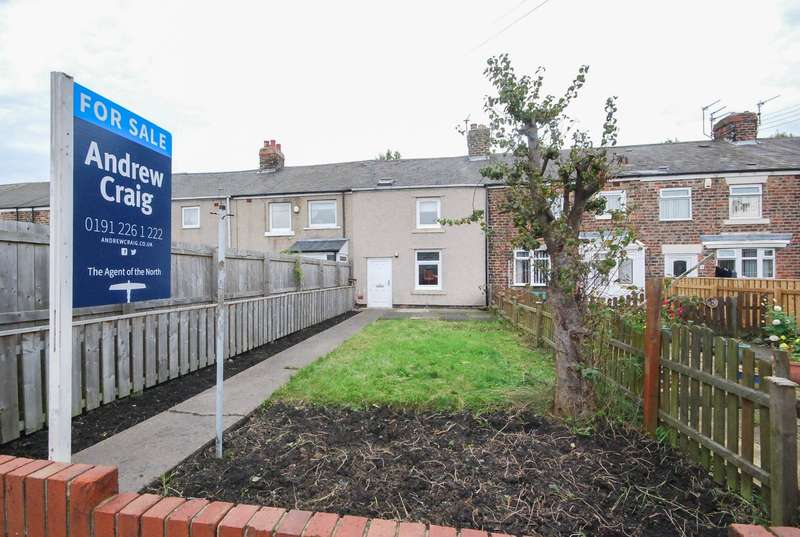 3 Bedrooms Terraced House for sale in Wells Street, Boldon Colliery
