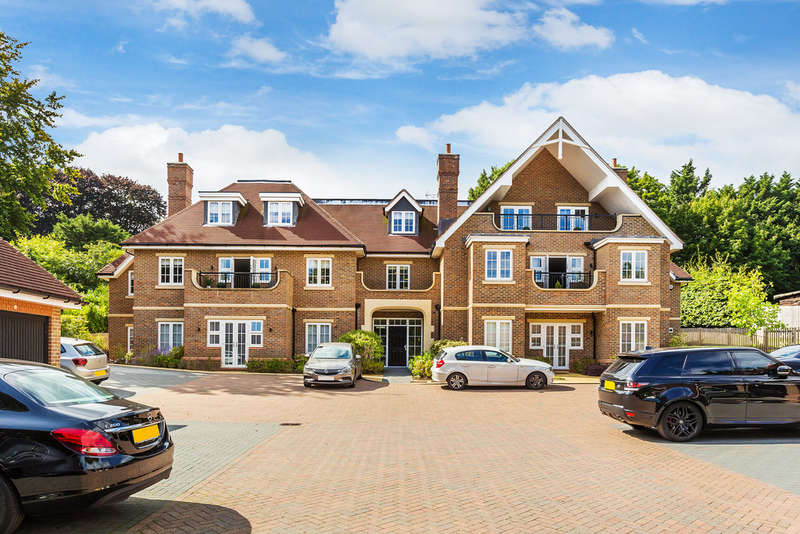 2 Bedrooms Flat for sale in Outwood Lane, Chipstead, CR5