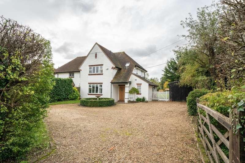 3 Bedrooms House for sale in Hatchgate Cottages, Hatchgate Lane, Cockpole Green, RG10