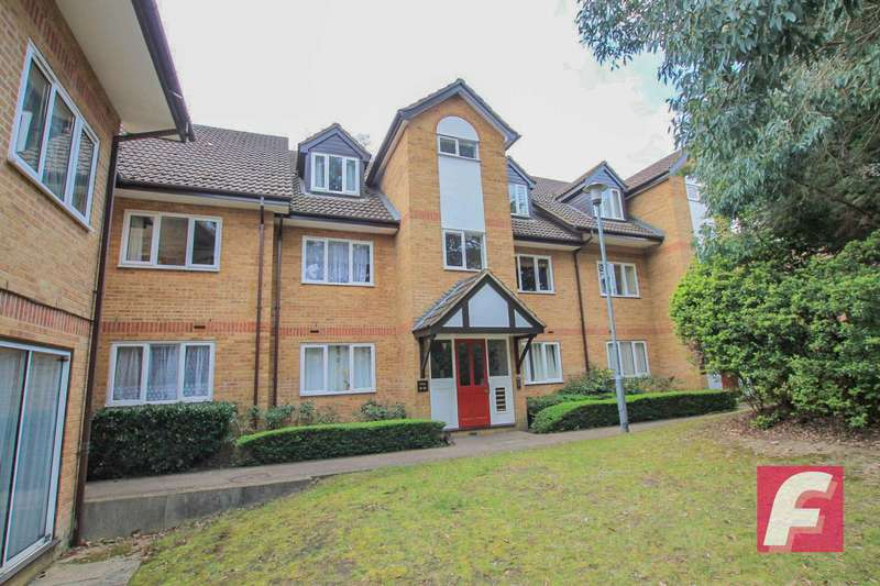 1 Bedroom Apartment Flat for sale in Rochester Drive, Watford