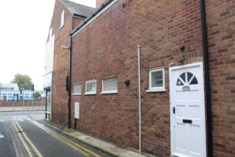 2 Bedrooms End Of Terrace House for sale in Mill Lane, Lincoln