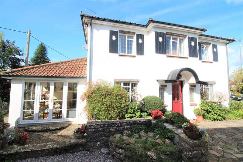 4 Bedrooms Detached House for sale in , Thornbury, Bristol, BS35 2LR