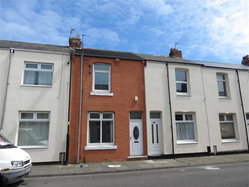 2 Bedrooms Terraced House for sale in Derby Street, Hartlepool, Cleveland, TS25 5SL