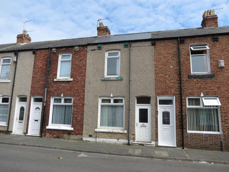 2 Bedrooms Terraced House for sale in Rossall Street, Hartlepool, Cleveland, TS25 5RX
