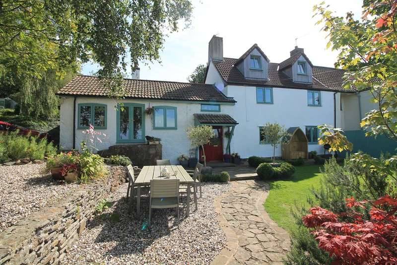 4 Bedrooms Detached House for sale in Caswell Lane, Clapton In Gordano, North Somerset