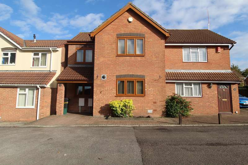 4 Bedrooms Semi Detached House for sale in Doulton Way , Whitchurch , Bristol, BS14 9YD