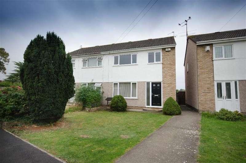 3 Bedrooms Semi Detached House for sale in Chestnut Court, Mangotsfield, Bristol, BS16 9JZ