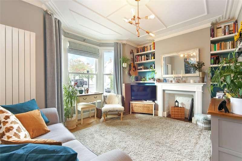 1 Bedroom Flat for sale in Carlton Road, London, W4