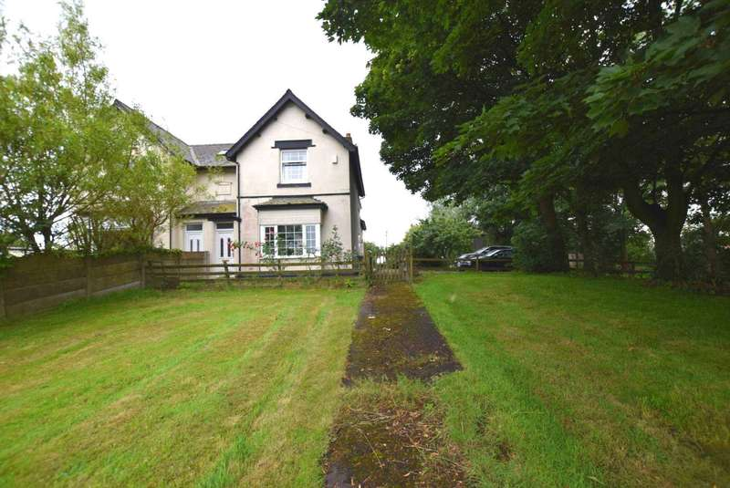 3 Bedrooms Semi Detached House for sale in Staining Wood Cottages, Westby, PR4 3PH