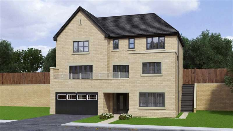 5 Bedrooms Detached House for sale in Oaklands Rise, Rossendale, Lancashire, BB4