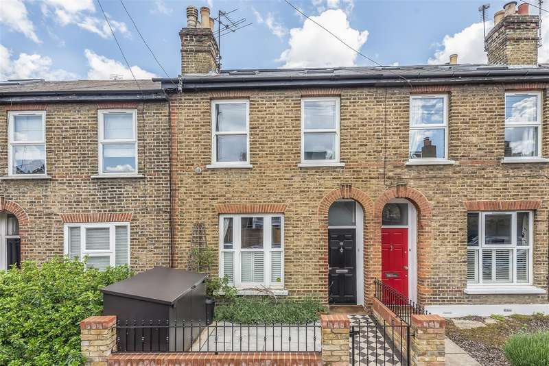 4 Bedrooms Terraced House for sale in Cedar Terrace, Richmond