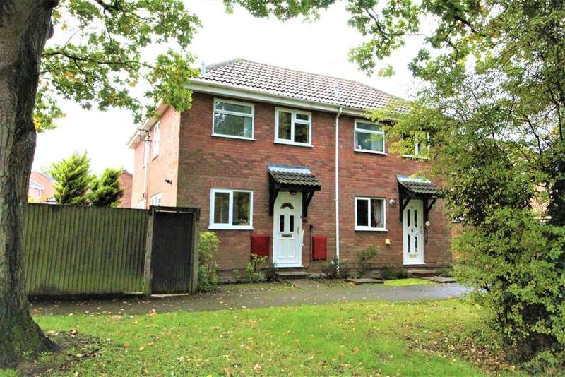 1 Bedroom End Of Terrace House for sale in Mercury Avenue, Woosehill, Wokingham, RG41 3GA
