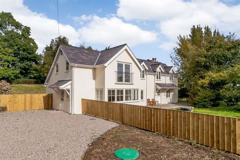 4 Bedrooms Detached House for sale in Amberslone Paddocks, Brilley, Herefordshire, HR3 6JP