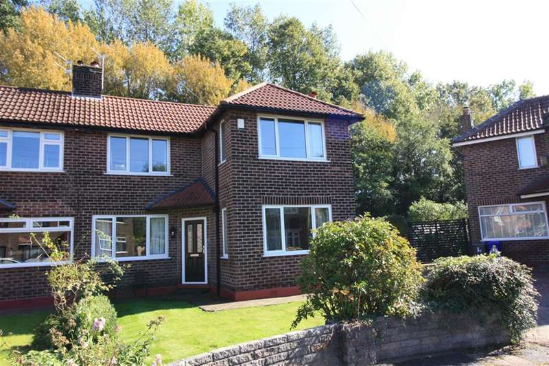 3 Bedrooms Semi Detached House for sale in Banstead Avenue, Manchester, M22 4AQ
