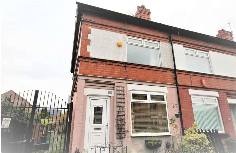 2 Bedrooms Terraced House for rent in Allanson Road, Manchester, M22 4NU