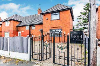 3 Bedrooms Semi Detached House for sale in Princess Road, Manchester, Greater Manchester, Uk