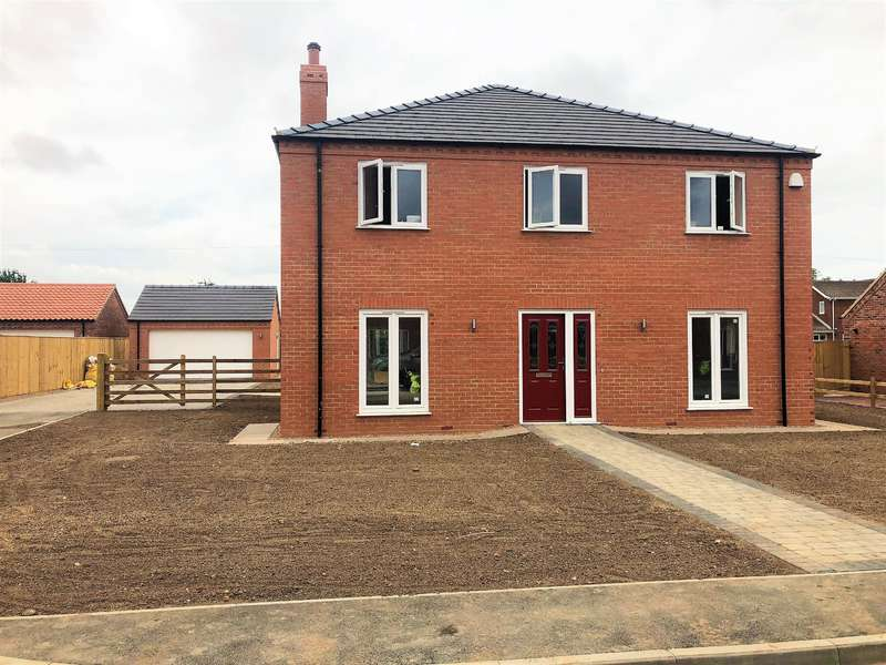 4 Bedrooms Detached House for sale in Plot Three, Stoneleigh Farm, Maltby Le Marsh LN13 0JP