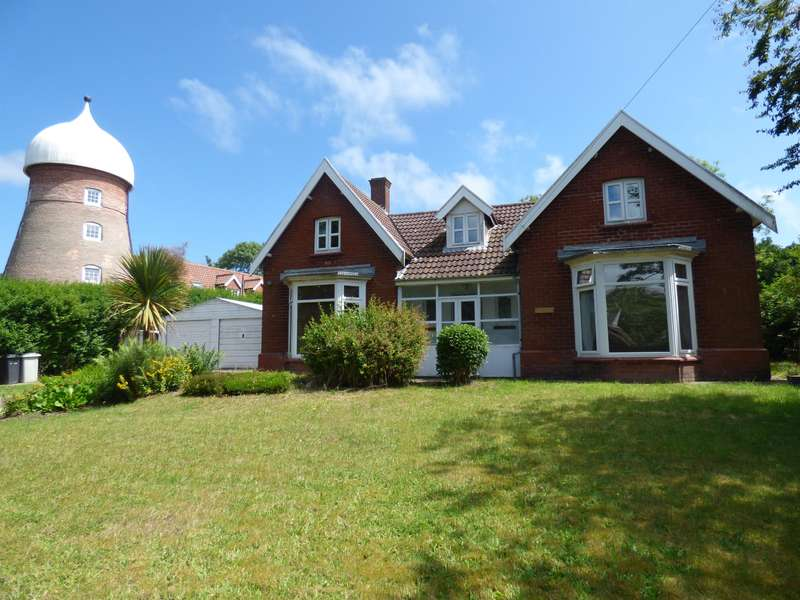 4 Bedrooms Detached House for sale in Main Road, Saltfleet