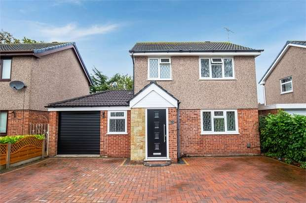 3 Bedrooms Detached House for sale in Orchard Road, Whitby, Ellesmere Port, Cheshire
