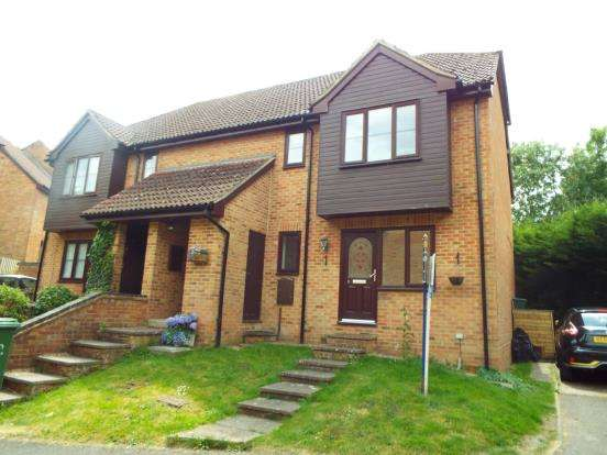 2 Bedrooms Flat for sale in Tadley, Hampshire, England
