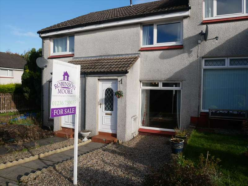 2 Bedrooms Terraced House for sale in Redburn Road, Cumbernauld