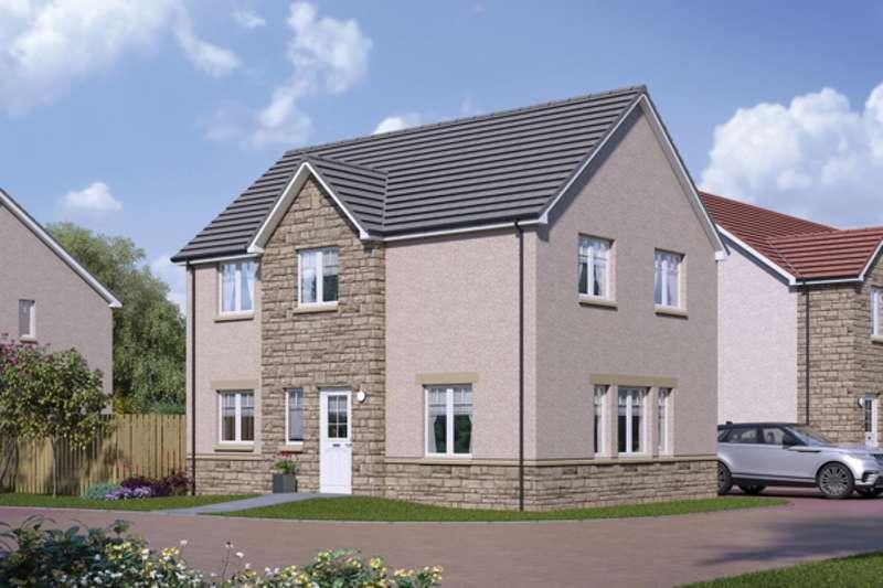 3 Bedrooms Detached House for sale in Silver Glen, Alva, Clackmannanshire, FK12