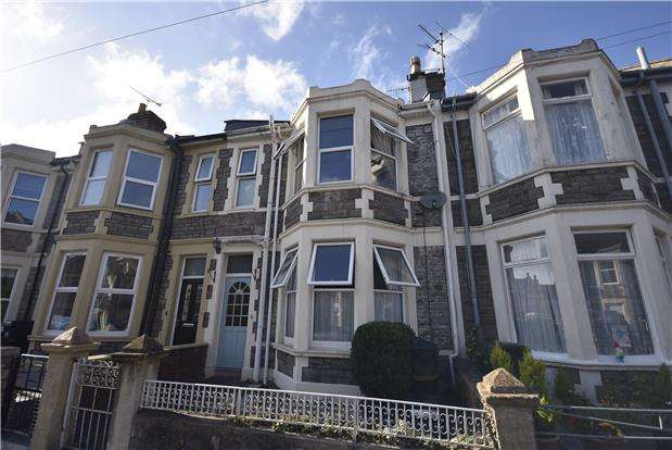 3 Bedrooms Terraced House for sale in Elvaston Road, Victoria Park, Bristol, BS3 4QJ