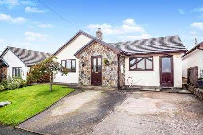 3 Bedrooms Bungalow for sale in Trem Y Coed, Clawddnewydd, Ruthin, Denbighshire, LL15