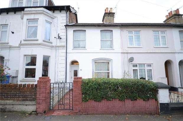 3 Bedrooms Terraced House for sale in Grosvenor Road, Aldershot, Hampshire