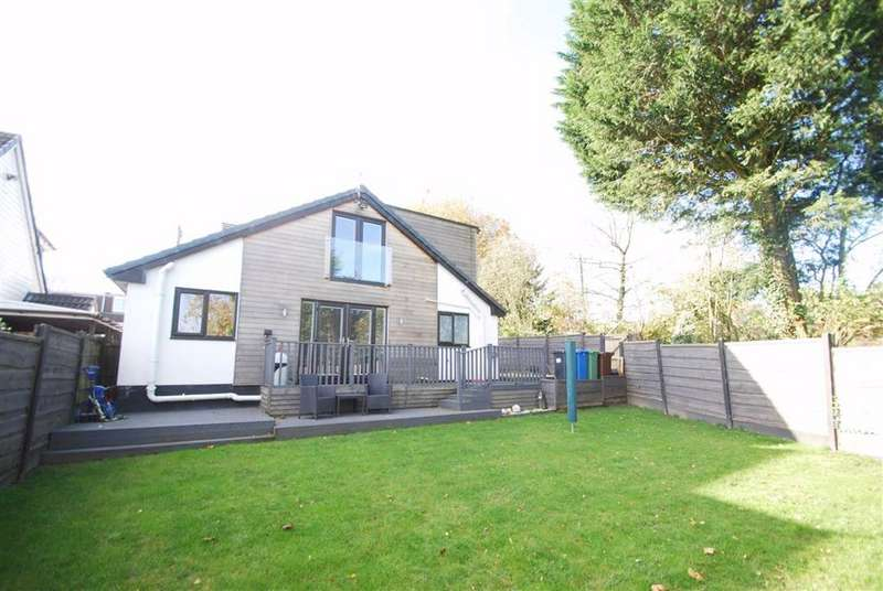 4 Bedrooms Detached Bungalow for sale in Layfield Close, Tottington, Bury