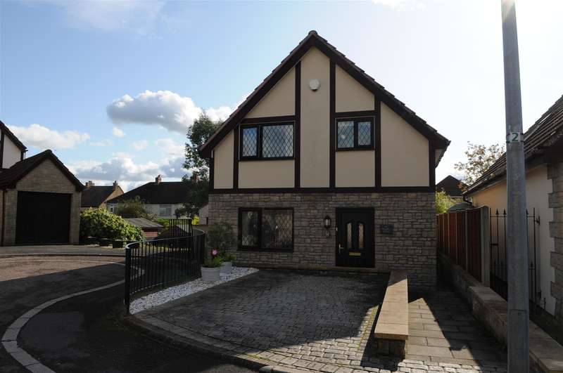 2 Bedrooms Detached House for sale in Bodey Close, Bristol, BS30 8BG