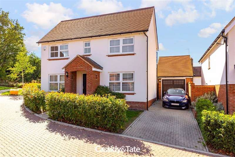 4 Bedrooms Property for sale in Probyn Close, Kimpton, Hertfordshire