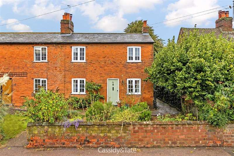 3 Bedrooms Property for sale in High Street, Kimpton, Hertfordshire