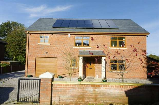 5 Bedrooms Detached House for sale in Highgate Close, Fulwood, Preston, Lancashire