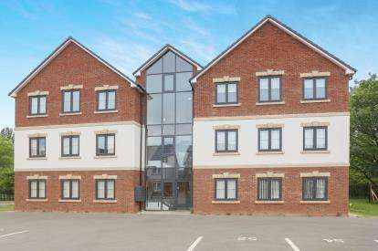 2 Bedrooms Flat for sale in Ikon Avenue, Dunstall, Wolverhampton, West Midlands