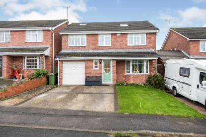 5 Bedrooms Detached House for sale in Waterlooville, Hampshire, .
