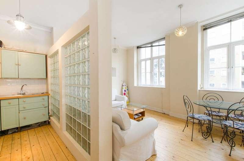 2 Bedrooms Flat for sale in St John Street, Clerkenwell, EC1V
