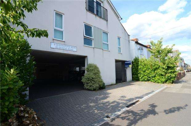 1 Bedroom Apartment Flat for sale in Queenstone Mews, 42 Queens Road, Farnborough