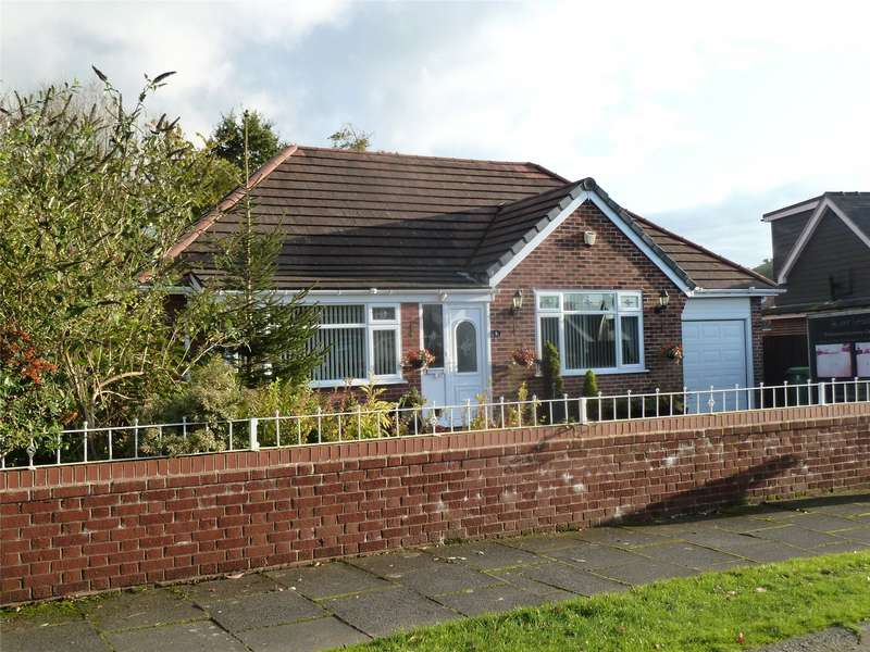 3 Bedrooms Detached Bungalow for sale in Thornley Park Road, Grotton, Saddleworth, OL4