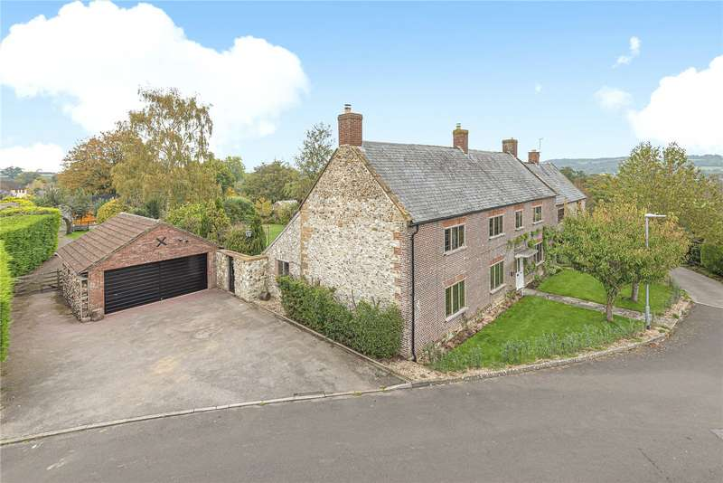 4 Bedrooms House for sale in Manor Farm Close, Tatworth, Somerset, TA20