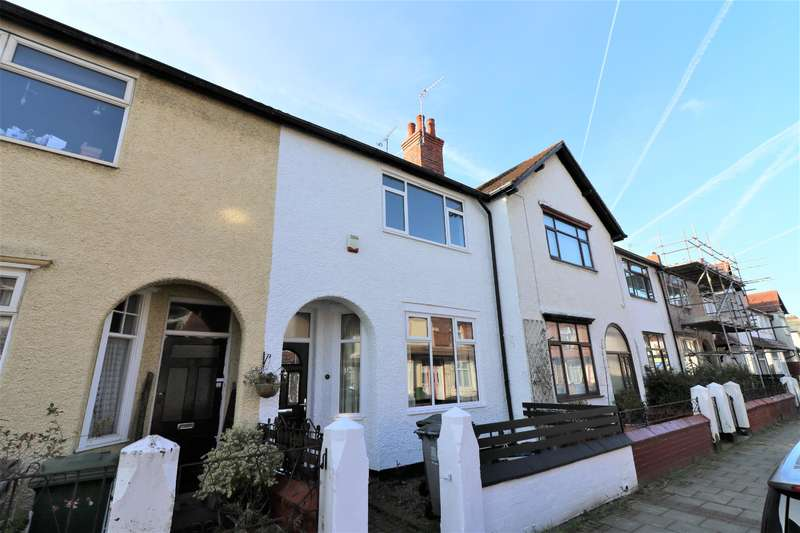 3 Bedrooms Terraced House for sale in Liscard Grove, Wallasey, CH44 5RB