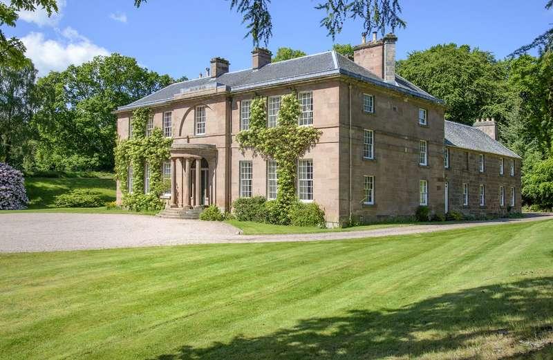 8 Bedrooms Detached House for sale in Holme Rose, Croy, Inverness, IV2