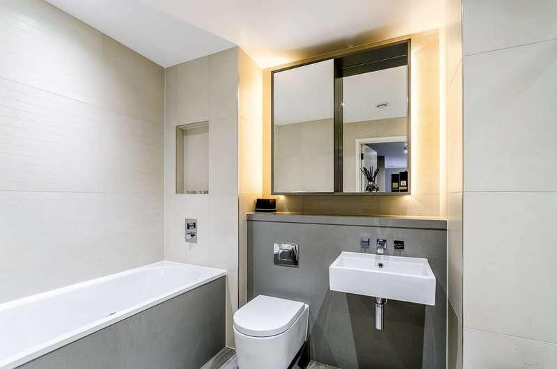 2 Bedrooms Flat for sale in Farm Lane, West Brompton, SW6
