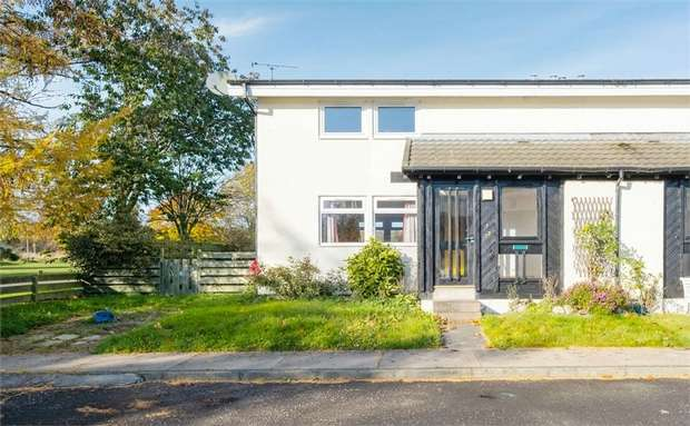 3 Bedrooms End Of Terrace House for sale in Ricketts Court, Edzell, Brechin, Aberdeenshire
