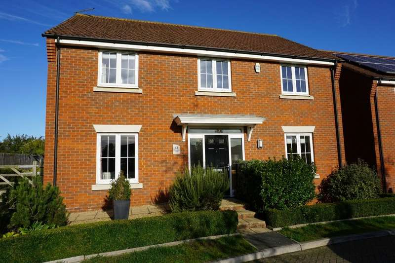 5 Bedrooms Detached House for sale in WOODPITS LANE, OLNEY