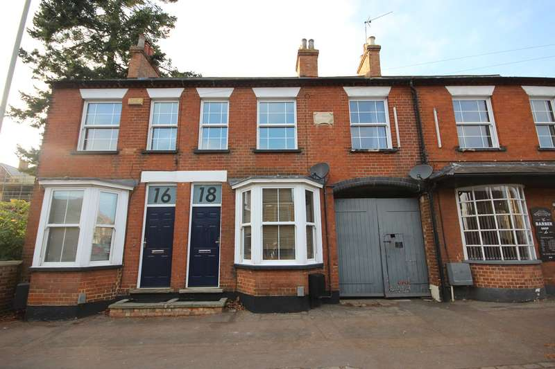 3 Bedrooms Terraced House for sale in Dunstable Street , Ampthill, Bedfordshire, MK45