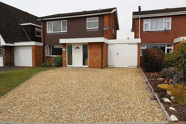 3 Bedrooms Link Detached House for sale in Stagborough Way, Stourport, DY13
