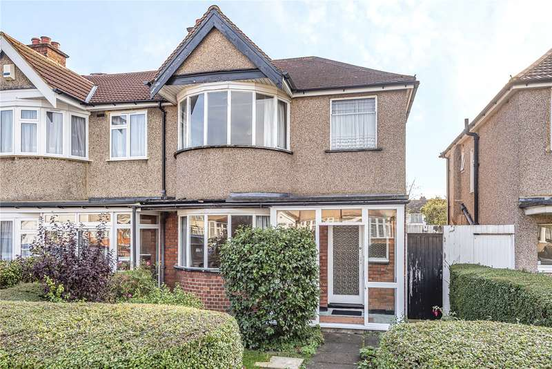 3 Bedrooms End Of Terrace House for sale in Exeter Road, Harrow, Middlesex, HA2